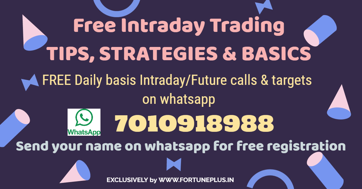 daily free intraday tips